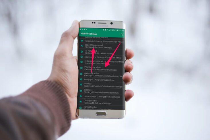 Zifahamu Menu za Siri Kwenye Simu Yako ya Android