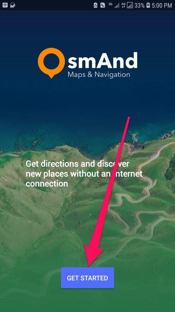 Jinsi ya Kutumia Ramani (Map) Kwenye Simu Bila Internet