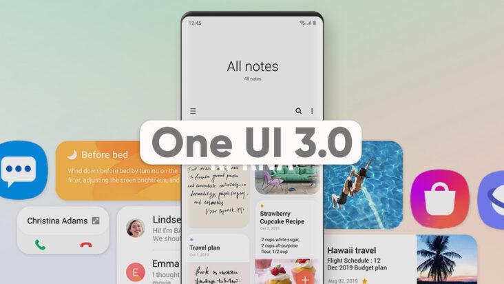 Simu za Samsung Zitakazopata Android 11 na One UI 3.0