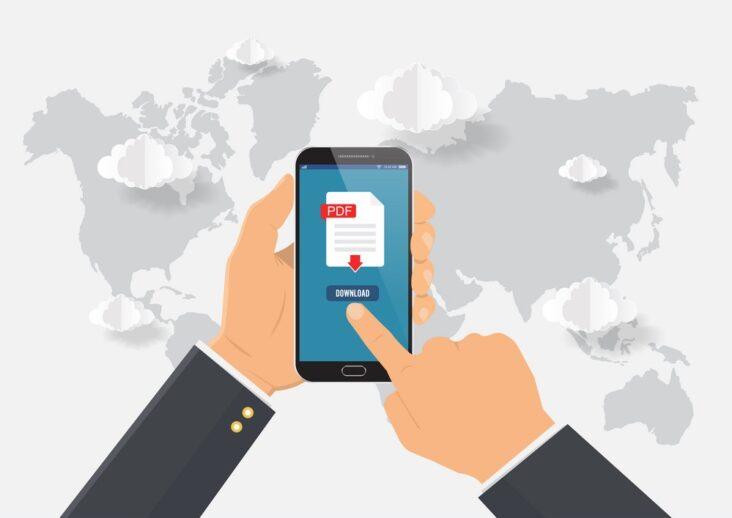 Jinsi ya Ku-sign na Ku-edit PDF Kupitia Smartphone
