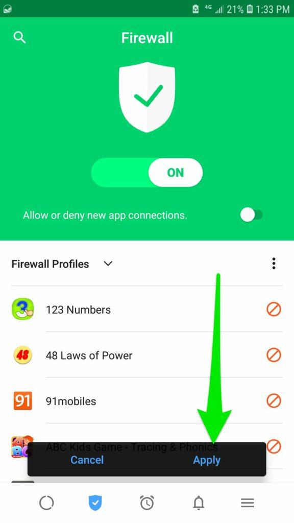 Jinsi ya Kuzuia Bando Kuisha Kwa Haraka (Android)