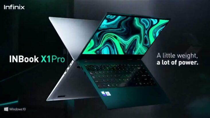 Infinix Yazindua laptop yake ya Kwanza Inbook X1 na X1 Pro