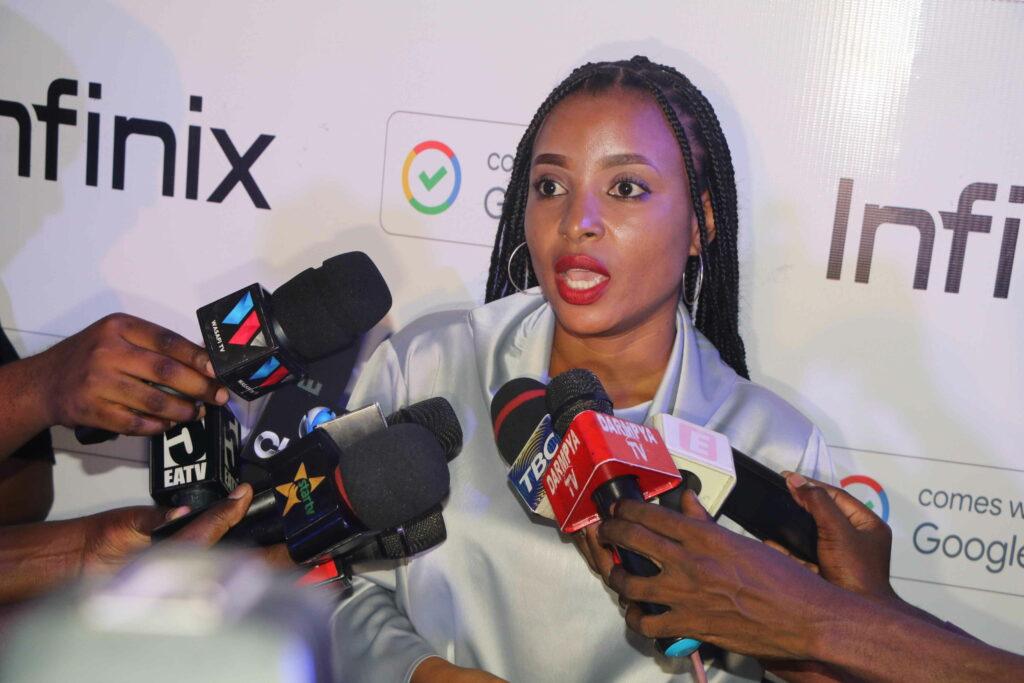 Infinix Yazindua Rasmi Infinix Note 10 Pro Hapa Tanzania