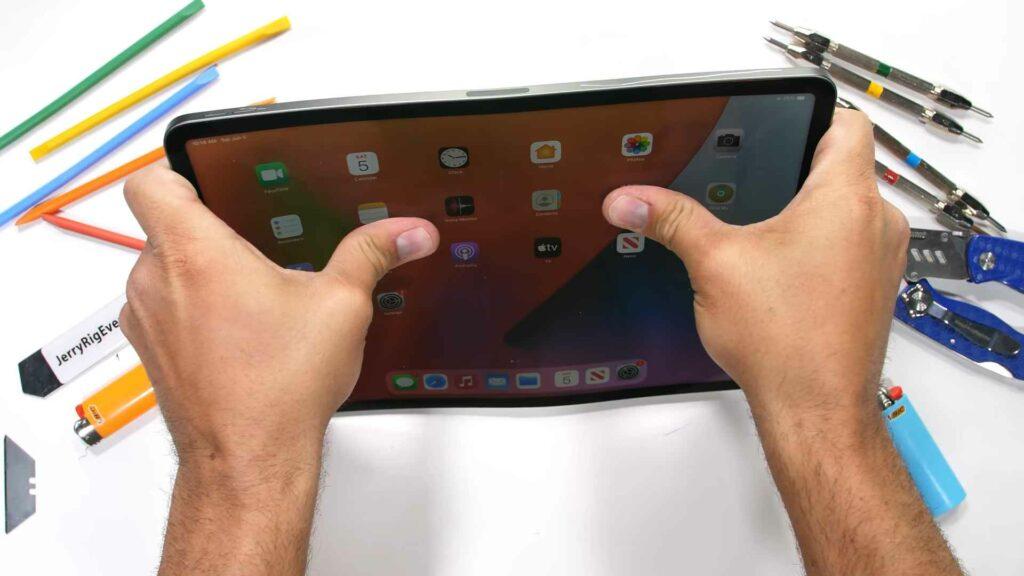 Fahamu Ugumu na Ubora wa iPad Pro (2021)