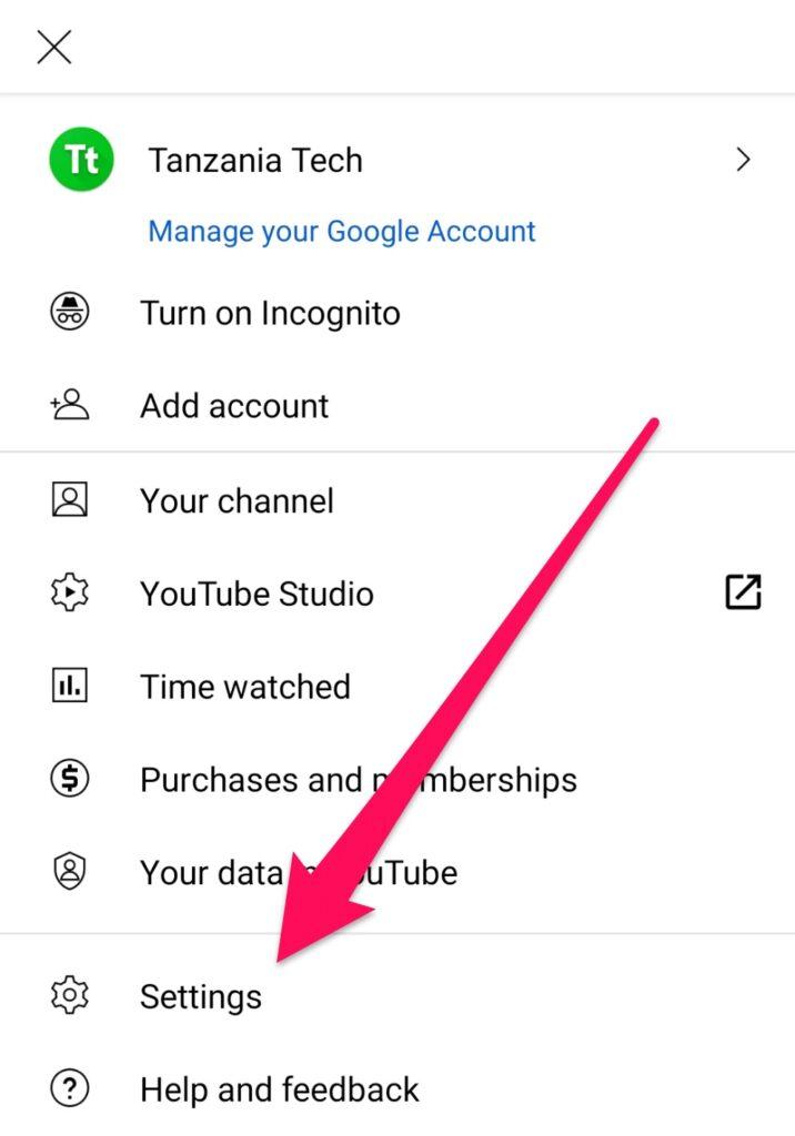 Zuia Bando Kuisha Unapo Angalia Video Kupitia YouTube