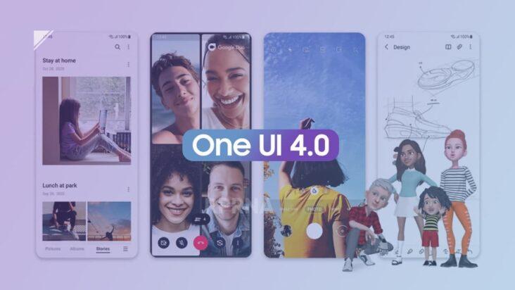 Simu za Samsung Zitakazopata Mfumo wa One UI 4.0