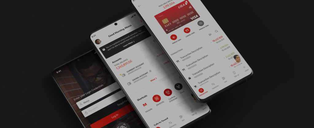 Sponsored : Introducing The New Uba Mobile App