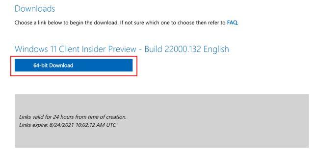 Jinsi ya Kudownload Toleo Rasmi la Windows 11 ISO (2021)