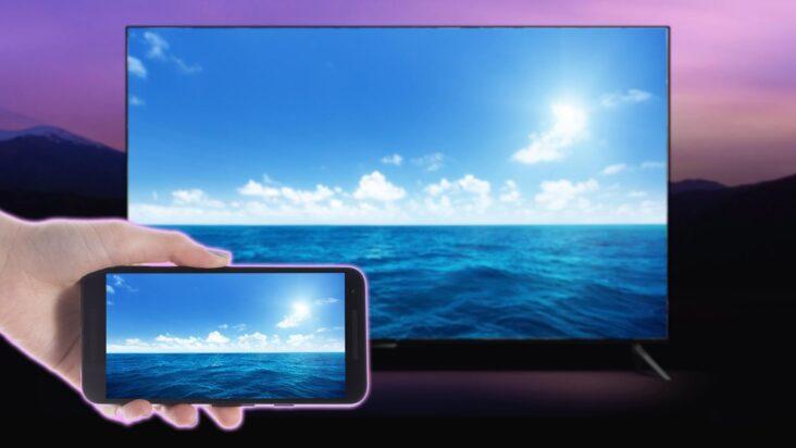 Jinsi ya Kuunganisha TV na Smartphone Yoyote