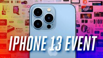 Angalia Uzinduzi wa iPhone 13 Ndani ya Dakika 15